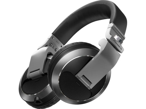 Pioneer HDJ-X7-S Professional DJ Headphones in Silver - Rock and Soul DJ Equipment and Records