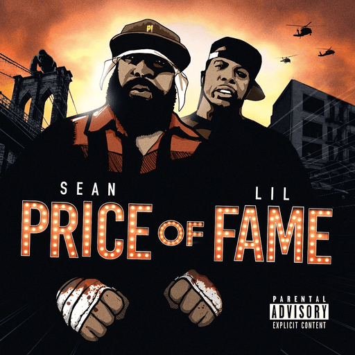 Sean Price & Lil Fame - Price of Fame (LP - Green Splatter Vinyl)