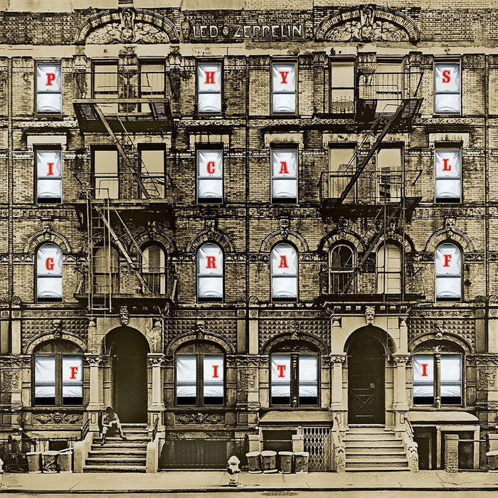 Led Zeppelin - Physical Graffiti (Remastered) [2LP] (180 Gram) - Rock and Soul DJ Equipment and Records