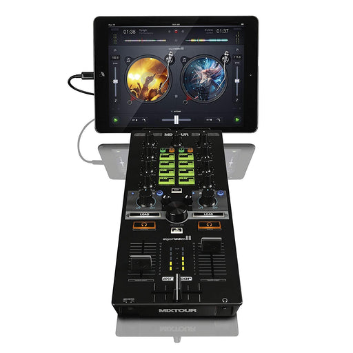 Reloop AMS-MIXTOUR All-In-One Controller  (Open Box) - Rock and Soul DJ Equipment and Records