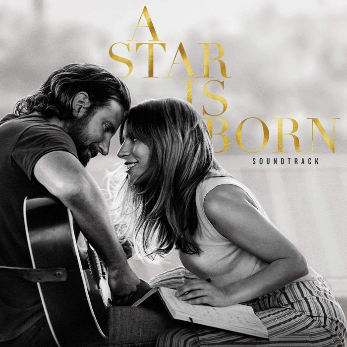 Lady Gaga/Bradley Cooper - A Star Is Born (Soundtrack) [2LP] - Rock and Soul DJ Equipment and Records