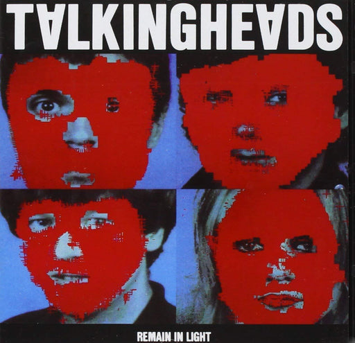 Talking Heads-Remain In Light (Colored LP) (Black Friday Exclusive 2018)-LP - Rock and Soul DJ Equipment and Records