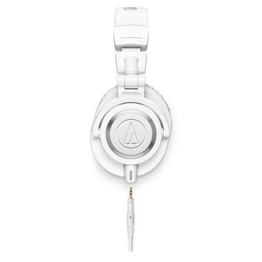 Audio Technica ATH-M50xWH Professional Studio Monitor Headphones