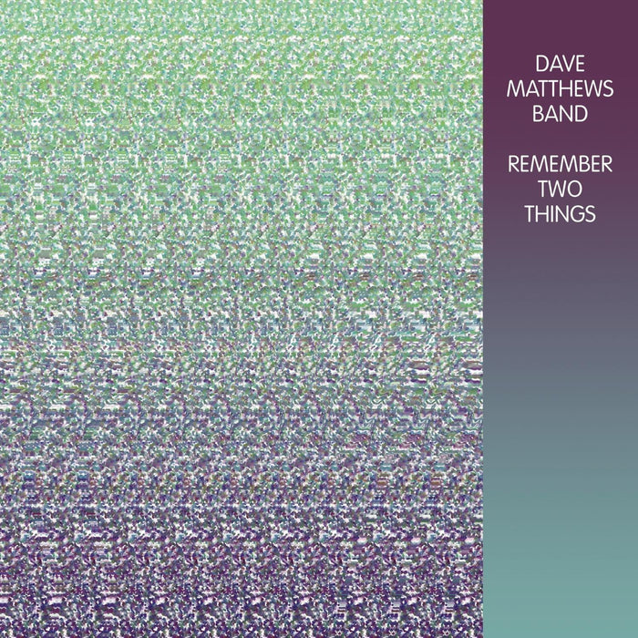 Dave Matthews Band - Remember Two Things [2LP] (180 Gram, download with 2 bonus tracks) - Rock and Soul DJ Equipment and Records