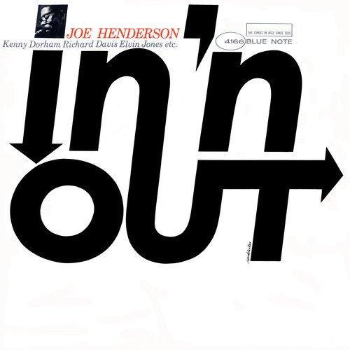 Joe Henderson - In 'N Out [LP] - Rock and Soul DJ Equipment and Records