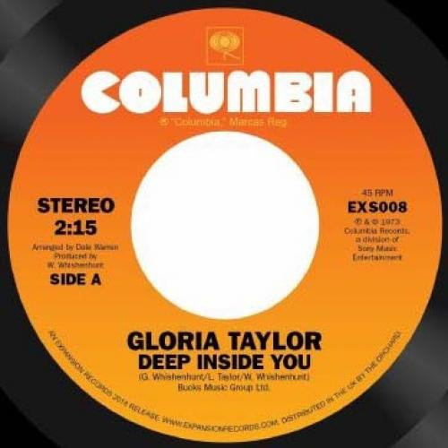 "Taylor, Gloria Ann-Deep Inside Of You-7"" Vinyl - Rock and Soul DJ Equipment and Records"