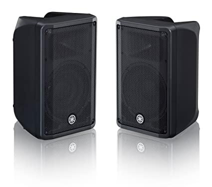 Yamaha DBR10 Powered Speaker - Rock and Soul DJ Equipment and Records