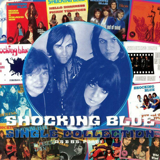Shocking Blue - Single Collection (A's & B's, Part 1) [2LP] (Transparent Blue 180 Gram Audiophile Vinyl, remastered, first time on vinyl, poster, gatefold, ltd/numbered to 3000, RSD indie-exclusive)