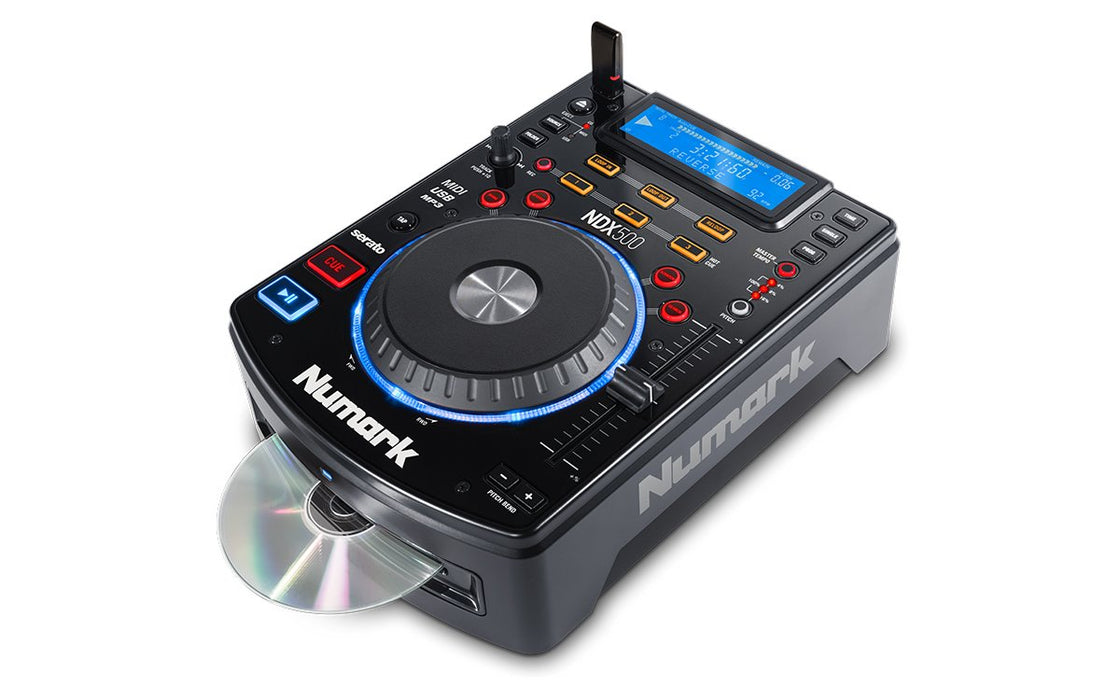 Numark NDX500 USB/CD Media Player and Software Controller - Rock and Soul DJ Equipment and Records