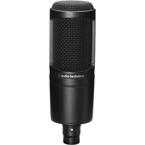 Audio Technica AT2020 Studio Microphone