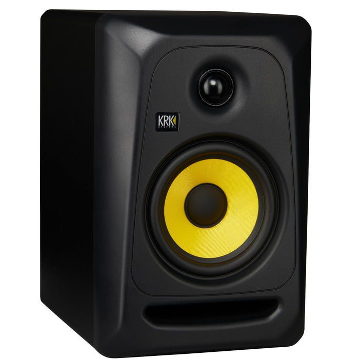 "KRK CL5G3 5"" Classic Professional Bi-amp Powered Studio Monitor - Rock and Soul DJ Equipment and Records"
