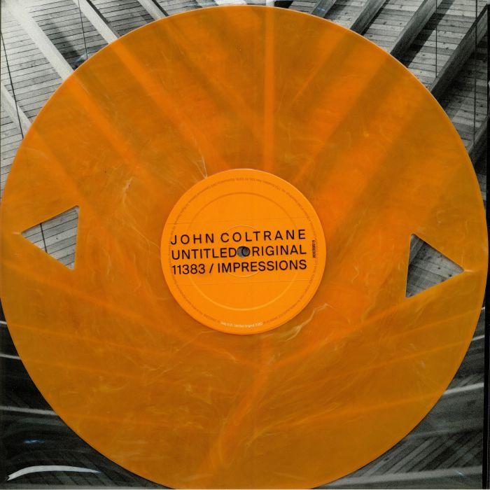 "Coltrane, John-Selects From Both Directions At Once [12""][Orange]-12"" Vinyl"