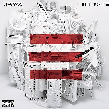 Jay-Z - The Blueprint 3 (EX) [LP] - Rock and Soul DJ Equipment and Records