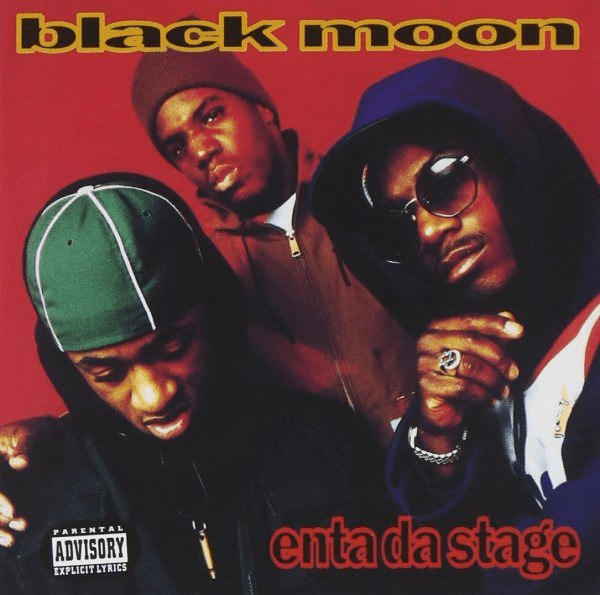 Black Moon - Enta Da Stage [LP]