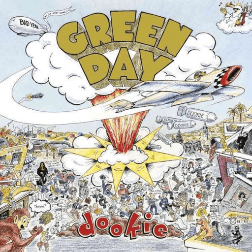 Green Day - Dookie [LP] - Rock and Soul DJ Equipment and Records