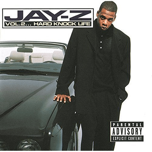 Jay-Z - Vol 2 Hard Knock (EX) [LP] - Rock and Soul DJ Equipment and Records