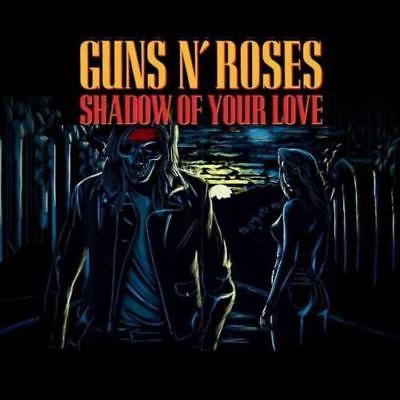 "Guns N' Roses-Shadow Of Your Love [7""][Red]-7"" Vinyl"