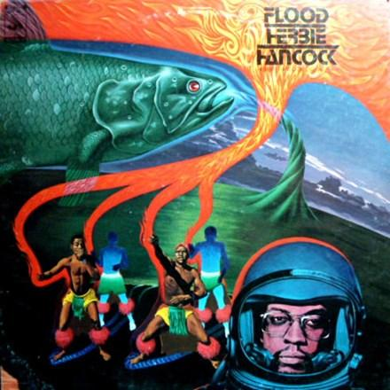 Hancock, Herbie -Flood-LP(x2) - Rock and Soul DJ Equipment and Records