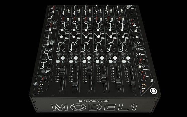 Allen & Heath PLAY Differently Model 1 DJ Mixer - Rock and Soul DJ Equipment and Records