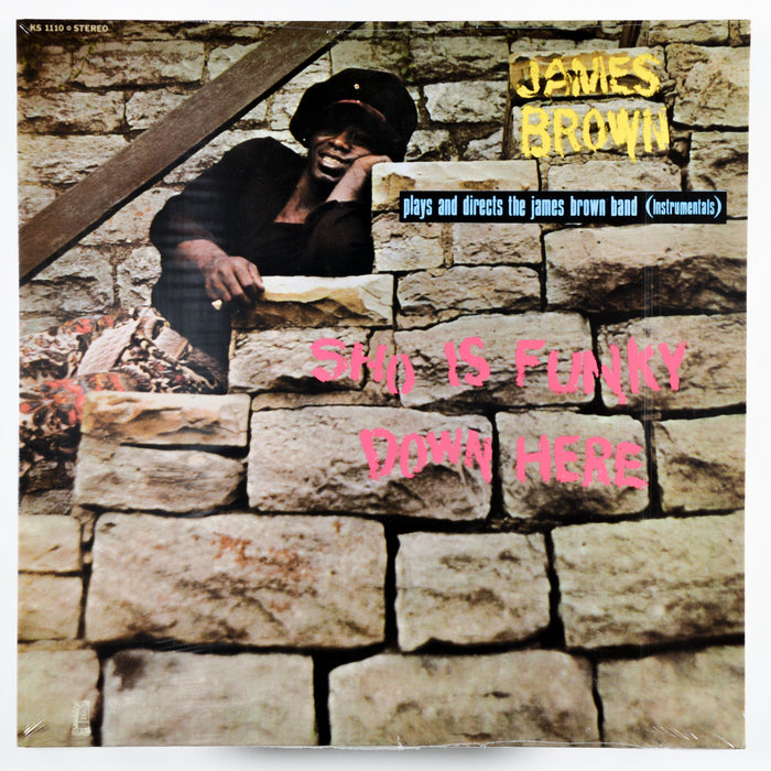 Brown, James - Sho Is Funky Down Here - Vinyl LP - Rock and Soul DJ Equipment and Records