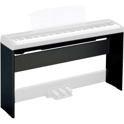 Yamaha L-85 Matching Stand for P-35B / P-45 / P-85 / P-95 / P-105B / P-115 Digital Piano (Black) - Rock and Soul DJ Equipment and Records