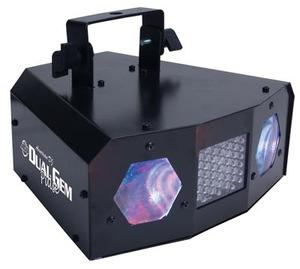 American DJ Dual Gem Pulse LED Powered Effect Light - Rock and Soul DJ Equipment and Records