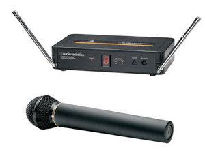 Audio Technica ATW-702 Wireless Microphone - Rock and Soul DJ Equipment and Records