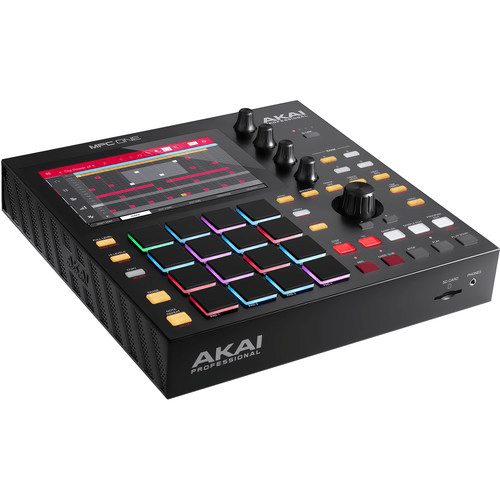 Akai Professional MPC One Standalone Music Production Center - Rock and Soul DJ Equipment and Records
