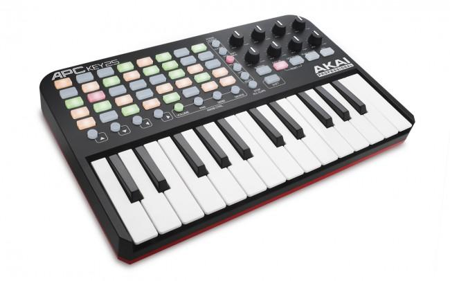 Akai APC Key 25 - Ableton Live Controller with Keyboard - Rock and Soul DJ Equipment and Records