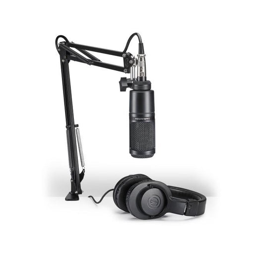 Audio Technica AT2020PK Streaming/Podcasting Pack - Rock and Soul DJ Equipment and Records
