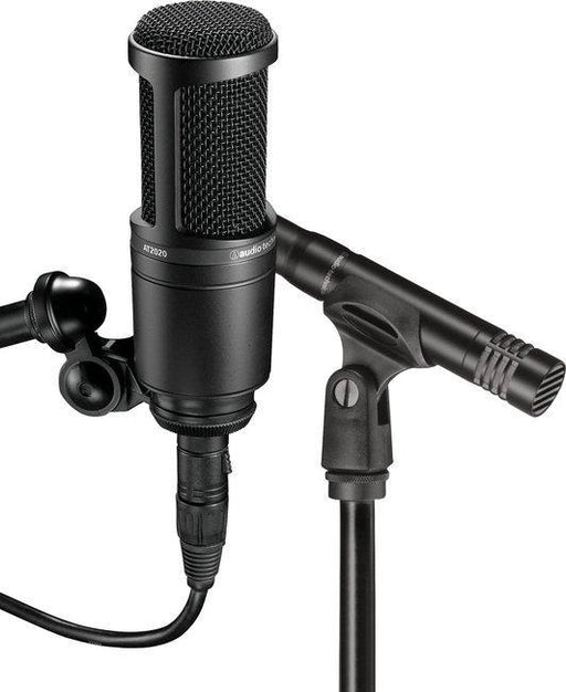Audio Technica AT2020 Studio Microphone - Rock and Soul DJ Equipment and Records