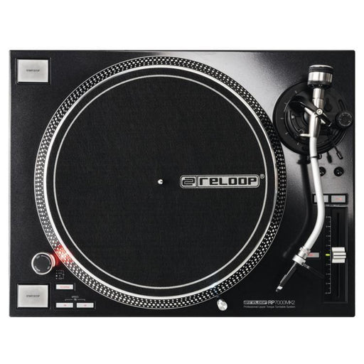 Reloop RP-7000 MK2 Direct Drive Turntable - Black (Open Box)