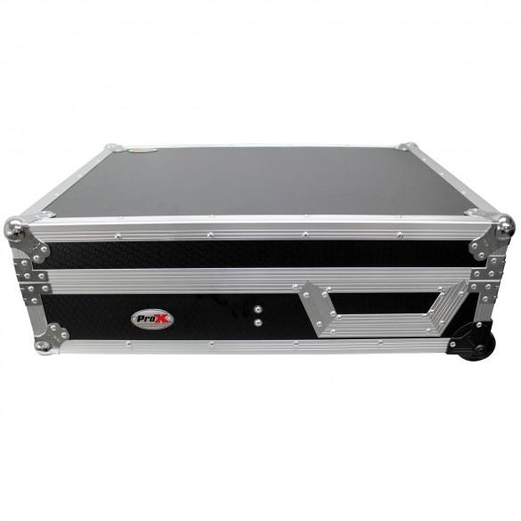 ProX XS-RANE7212 Battle Mode Coffin Case for Single Rane 12 & Rane 72 Mixer - Rock and Soul DJ Equipment and Records