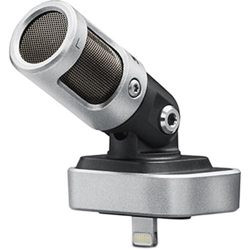 Shure MOTIV MV88 Digital Stereo Condenser Microphone for iOS - Rock and Soul DJ Equipment and Records