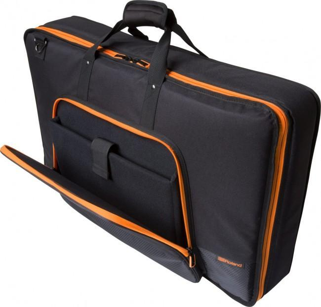 Roland DJ-808 Gold Series Professional DJ Controller Bag - Rock and Soul DJ Equipment and Records