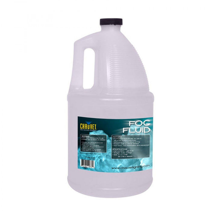 Chauvet Fog Juice Gallon - Rock and Soul DJ Equipment and Records