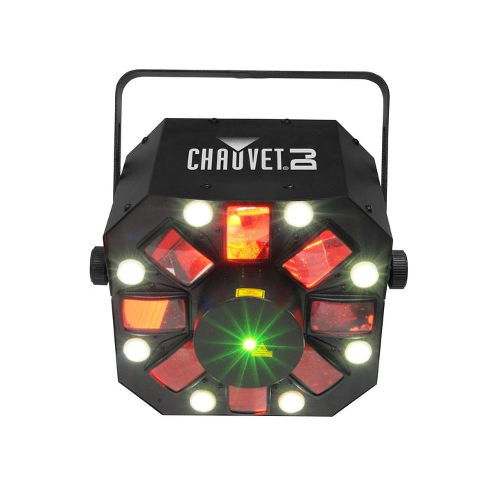 Chauvet Swarm 5 FX 3-in-1 LED, Laser & Strobe FX Light