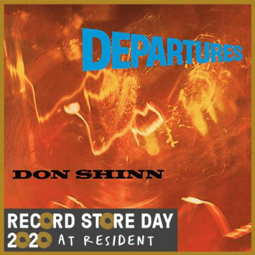 "Don Shinn - Departures [LP] + 7"" - Rock and Soul DJ Equipment and Records"