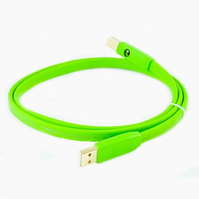 Oyaide Neo d+ Series Class B USB Cable 2M - Rock and Soul DJ Equipment and Records