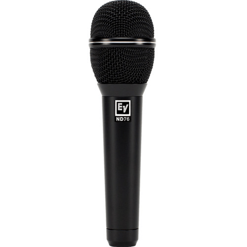 Electro-Voice ND76 Dynamic Cardioid Vocal Microphone - Rock and Soul DJ Equipment and Records