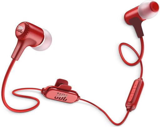 JBL E25BT Bluetooth In-Ear Headphones (Red)