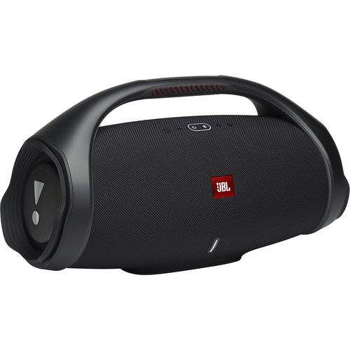JBL Boombox 2 Portable Bluetooth Speaker (Black) - Rock and Soul DJ Equipment and Records