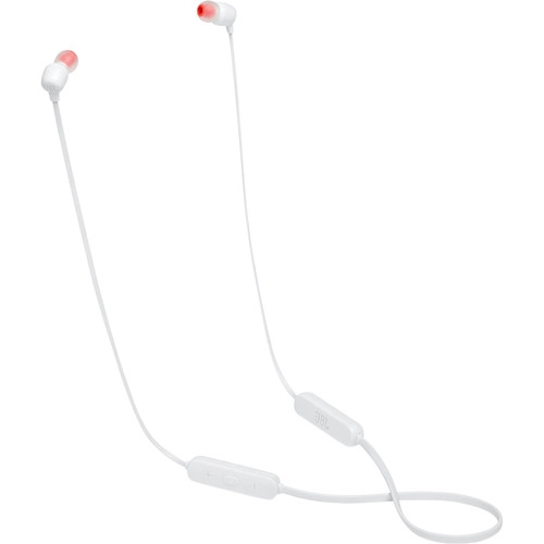 JBL TUNE 115BT Wireless In-Ear Headphones (White)