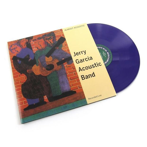 Jerry Garcia Acoustic Band-Almost Acoustic