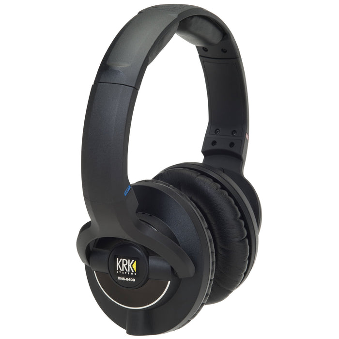 KRK KNS-8400 Studio Headphones - Rock and Soul DJ Equipment and Records