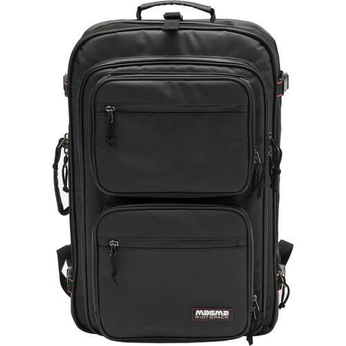 Magma Bags RIOT DJ-Backpack (Extra Large) - Rock and Soul DJ Equipment and Records