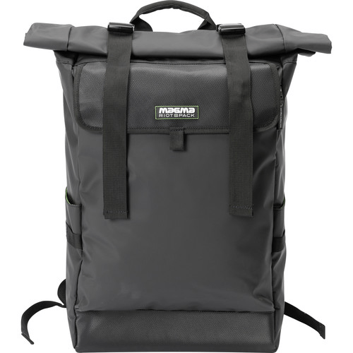 Magma Bags RIOT CONTROL-PACK LITE Compact Travel Backpack - Rock and Soul DJ Equipment and Records