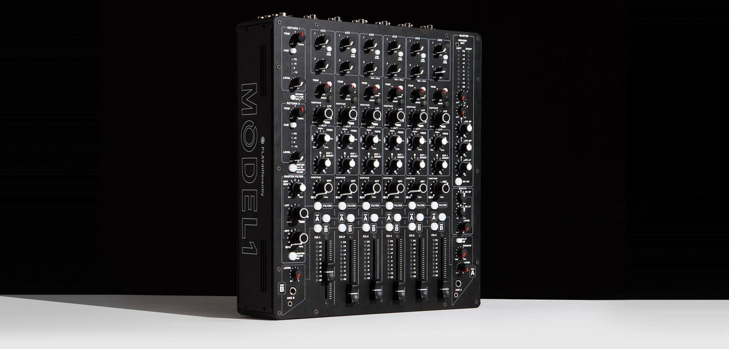 Allen & Heath PLAY Differently Model 1 DJ Mixer (Open Box) - Rock and Soul DJ Equipment and Records