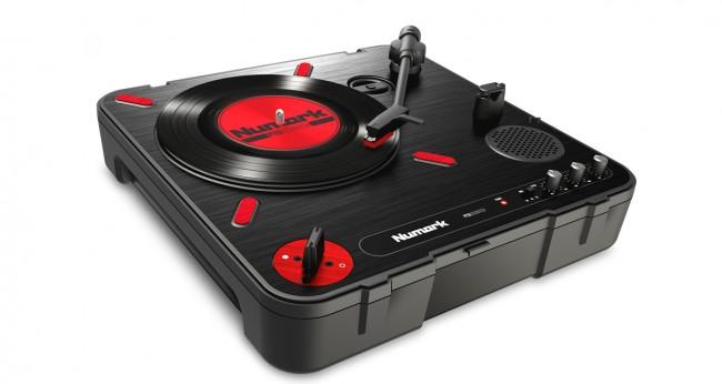 Numark PT01 Scratch Portable Turntable - Rock and Soul DJ Equipment and Records