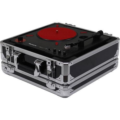 Odysseyn Numark PT01 Scratch Portablist Turntable Case (Black) - Rock and Soul DJ Equipment and Records